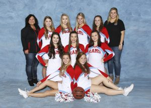 SHS Var BKB Red Cheer 2017