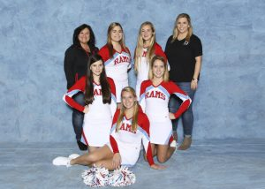 SHS Var Wrest Cheer 2017 18