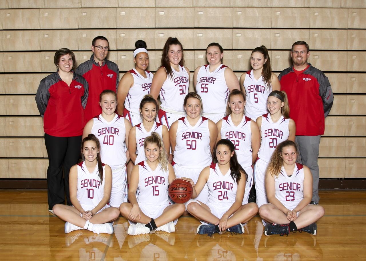 Basketball - Women - Senior High School